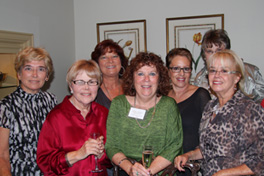 Photo of Ronnenberg Legacy Society Members